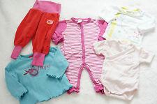 Marken Paket Sanetta Mexx Topomini baby club Hose Body T-Shirt Strampler Gr. 62