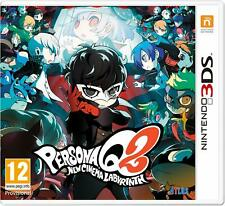 Persona Q2: New Cinema Labyrinth   Nintendo 3DS/2DS New