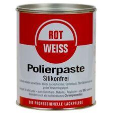 ROTWEISS Polierpaste 750 ml Dose 1000