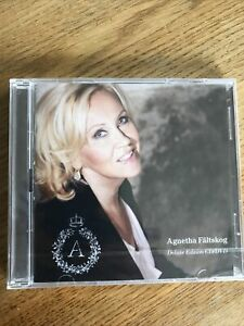 AGNETHA FALTSKOG ( ABBA )  A CD / DVD DELUXE LIMITED EDITION - NEW SEALED