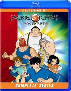 Jackie Chan The Complete Series in Blu-ray L@@k