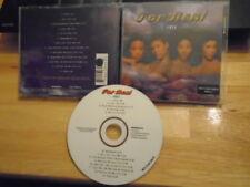 RARE OOP PROMO For Real CD Free r&b BABYFACE Mario Winans Soulshock & Karlin '96
