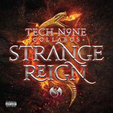 Tech N9ne Collabos - Strange Reign [New CD] Explicit