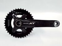 Shimano XT M8000 Cranks with 38t Ring - 175mm - RRP £149.98