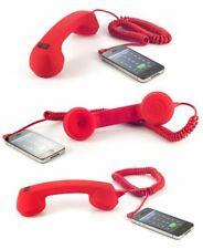 Retro handset for mobile phone