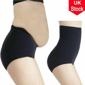 Womens Magic High Waist Slimming Knickers Briefs Firm Tummy Control Underwear