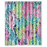 Lilly Pulitzer Ocean Coral Reef Custom Waterproof Fabric Shower Curtain Bathroom