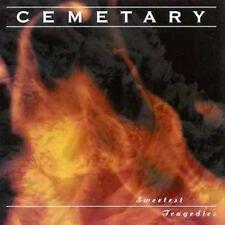 Cemetary Sweetest Tragedies CD (2004)