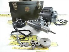 New ListingDumore The Master No.5 Tool Post Grinder 115V 1/2 Hp + Accessories & Case