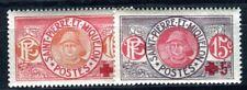 ST PIERRE et MIQUELON 1915 Yvert 105-106 ** POSTFRISCH TADELLOS ROT KREUZ (F4030