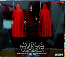 Star Wars Emperor Palpatine Royal Guard 3 Pack - ARTFX+ Kotobukiya 1:10 Statue