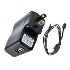 USB AC/DC Wall Power Adapter Camera Battery Charger + Cord for Olympus SP-800 UZ