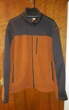 TEK GEAR mens sz XL fleece jacket in EUC