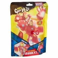 Heroes of Goo Jit Zu Superheroes - Super Gooey Iron Man Figure