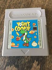 Yoshi's Cookie (Nintendo Game Boy) Game Cart Only. GOOD GAME.