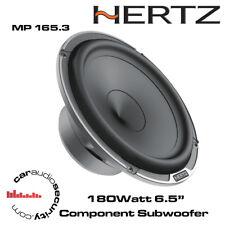 "Hertz Mille MP 165.3 6.5"" componente SUBWOOFER 180 W"