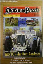 Oldtimer Praxis 4/00 MG TC Chevy Bel Air