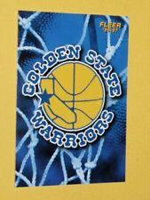 Cartes de basketball Golden State Warriors NBA