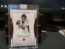 Panini Flawless Ruby Encased Base Card Broncos Peyton Manning 15/15  2015