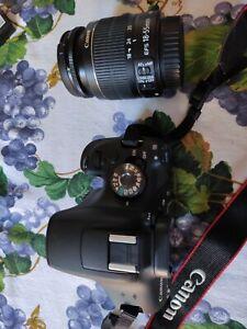 Canon EOS 2000D + Obbiettivo EF-S 18+55mm