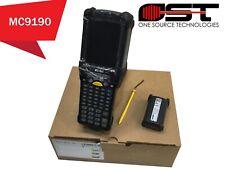 Symbol Motorola Mc9190 Gj0swaya6wr Mc9190 Ce Lorax Kit With Crd9000