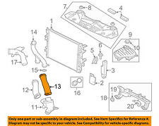 JAGUAR OEM 14-18 F-Type 3.0L-V6 Cooling-Tube C2Z28258