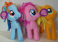 "MY LITTLE PONY Friendship is Magic 11"" APPLE JACK & RAINBOW DASH & PINKIE PIE"