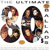 Various : Ultimate 80s Ballads CD Value Guaranteed from eBay's biggest seller!