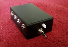 ASPHO5.1 Audio switcher 2x  6 channel switcher plus mic switching option