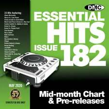 DMC Essential Hits 182 DJ CD Chart Music ft Ariana Grande & Bieber Stuck With U