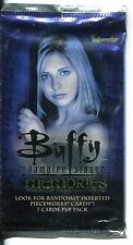 Buffy TVS Memories Factory Sealed Hobby Packet / Pack