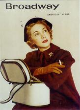 Original Plakat - Broadway - American Blend