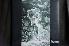 "Trapeze Trapeze Glen Hughes Threshold reissue 12"" FOC Vinyl LP New + Sealed"