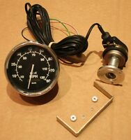 ELECTRONIC SPEEDOMETER KIT 0-80 MPH   CMU 5000   NSN 6680991273169