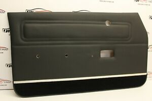 Ford Mk3 Cortina Doorcards, nappa leather retrimming service front/rear