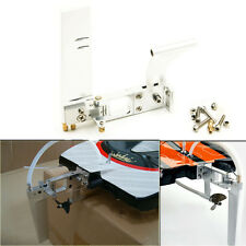 RC Model Boat 110mm Rudder Water Absorbing Steering Rudder W/ Suction Device