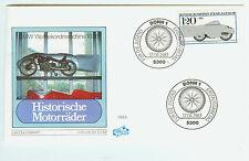 BRD FDC Ersttagsbrief 1983 Motorräder Mi.Nr.