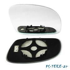 Spiegelglas für VW NEW BEETLE 2003-2010 rechts konvex beheizbar elektrisch