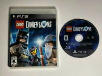 LEGO Dimensions PS3 Game (Sony PlayStation 3, 2015)