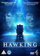 Hawking starring Stephen Hawking  [2013 Channel 4 Documentary,DVD]