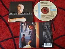 RICARDO ARJONA **Historia De Un Animal Nocturno** VERY RARE 1997 Spain CD