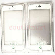Pre-install Front Screen Glass Panel with Frame OCA Glue for iPhone 6 6S 7 Plus