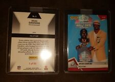 Panini Instant #8 Brian Dawkins Hall of Fame Induction Card - Only 86 made! HOF