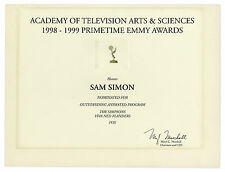Emmy Nomination for The Simpsons ''Viva Ned Flanders''