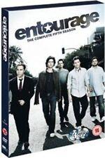 ENTOURAGE Complete HBO Season 5 DVD 2009 by Jeremy Piven Kevin Dillon.