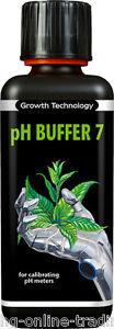pH Buffer 7 Growth Technology PH Calibration Fluid 300ml