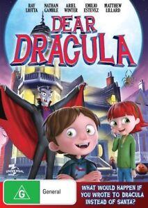 Dear Dracula - DVD - NEW SEALED