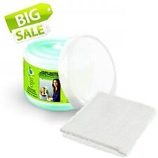 Bio Clean: Eco Friendly Hard Water Stain Remover 48oz Large – with Magical Cloth