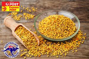 Bee Pollen Granules 100% Australian Premium Pure Natural Raw Farm Aussie Seller