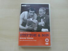 STEPTOE AND THE SON COMPLETE SERIES 3 DVD All Episode UK R2 Release